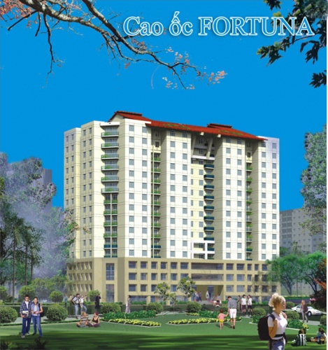 FORTUNA BUILDING- eci saigon