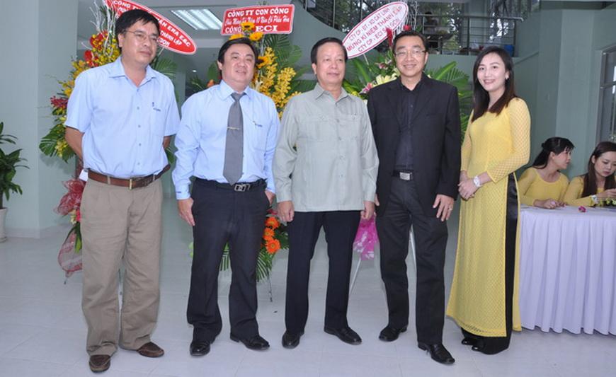 lễ kỷ niệm 10 năm thành lập eci saigon 2004 - 2014