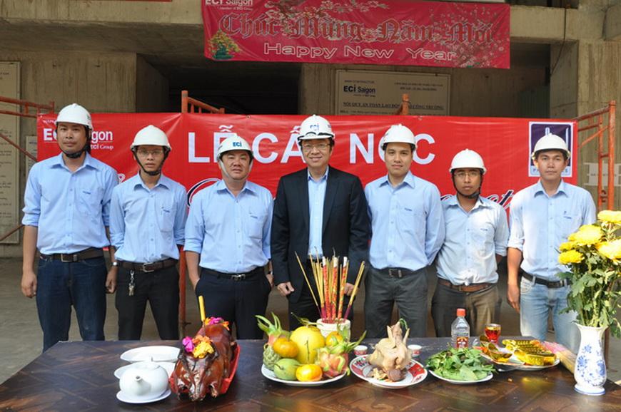 ecisaigon.com.vn_lễ cất nóc khách sạn senla boutique-9