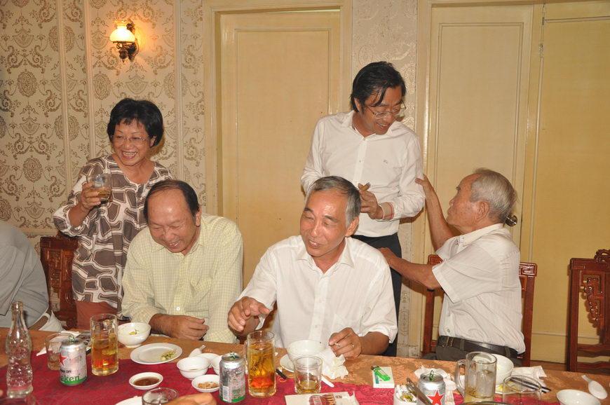 họp mặt cựu cán bộ xây lắp công nghiệp-ecisaigon.com.vn